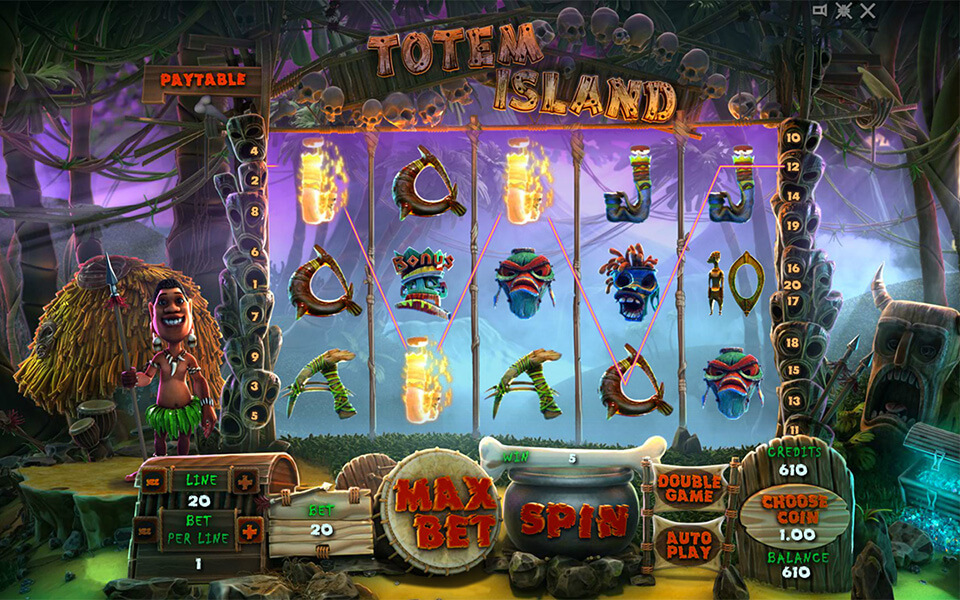 Island Totems Game Img 2