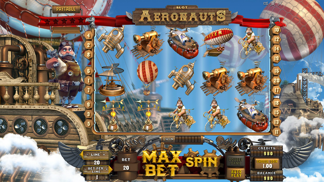 Evoplay Game Aeronauts Img 3