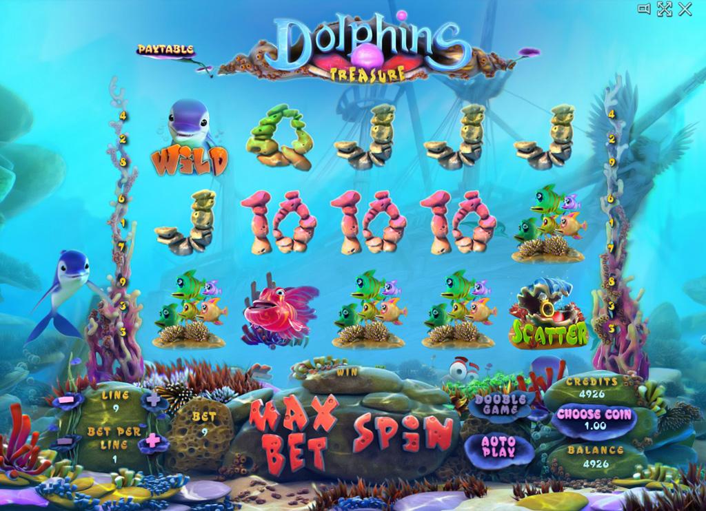 DolphinsTreasure